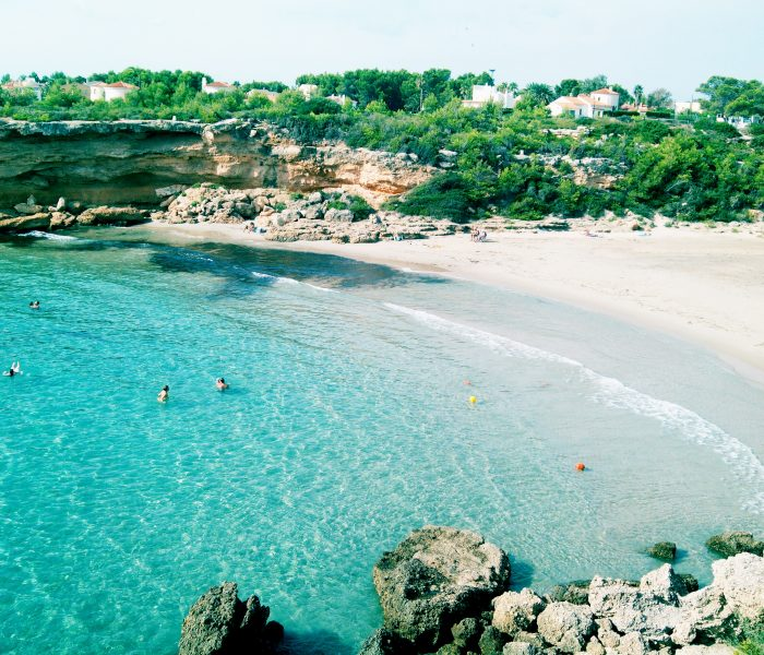 Costa Dorada – Idyllic sand beaches