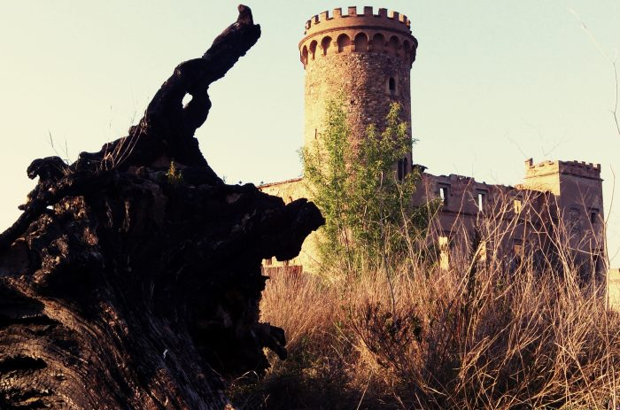El castillo del infierno – a haunted castle