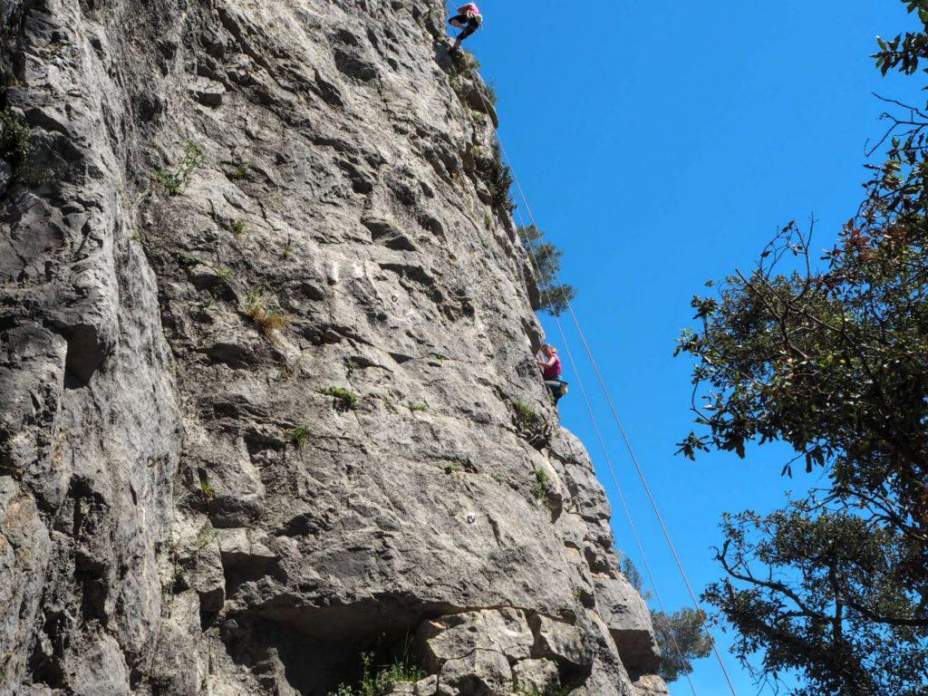 La Facu Rock Climbing