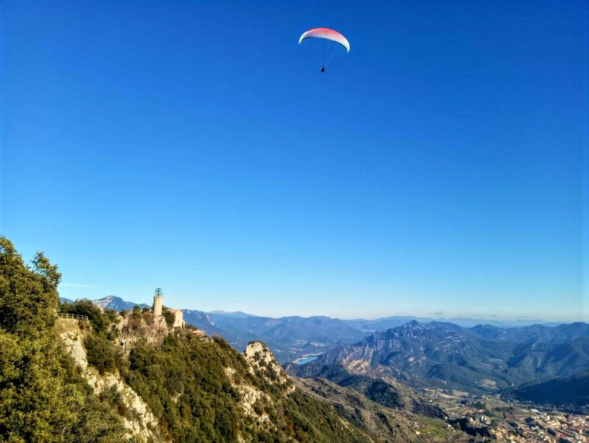 Berga – Climbing in the Pre-Pyrenees (1h drive from Barcelona)